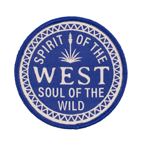 Spirit of the West Patch