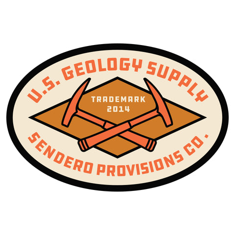 Geo Supply Sticker