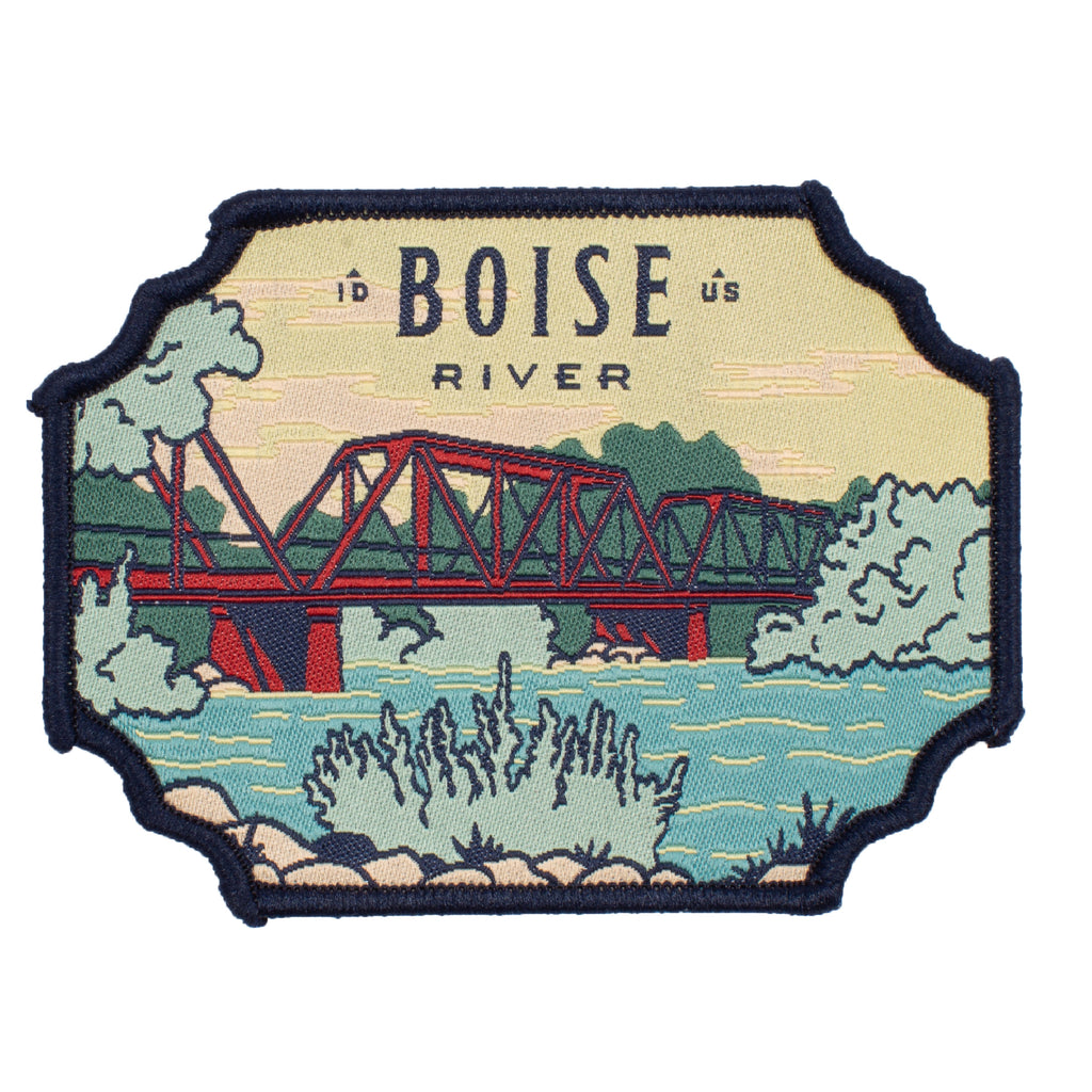 Boise River Patch