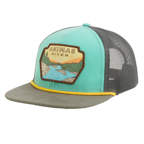 Animas River Hat Meshback