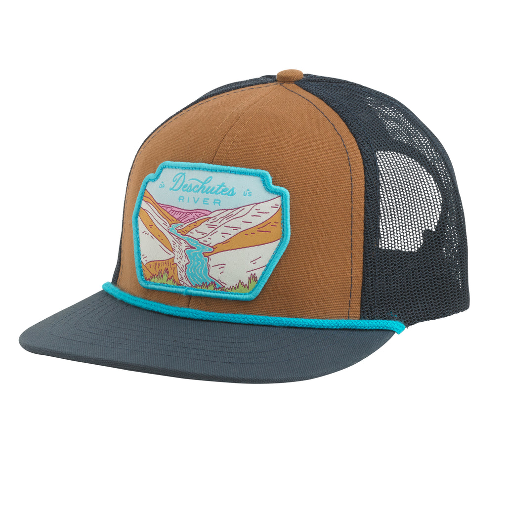 Deschutes River Hat Meshback