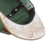 SPC133-1 & SPC133-2 Badlands National Park Hat (Visor View)