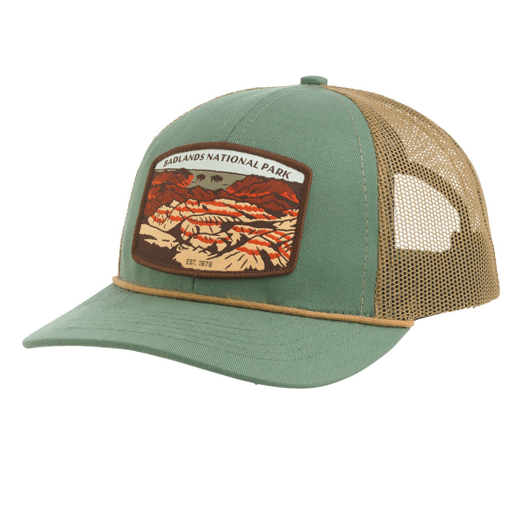 Badlands National Park Hat Meshback