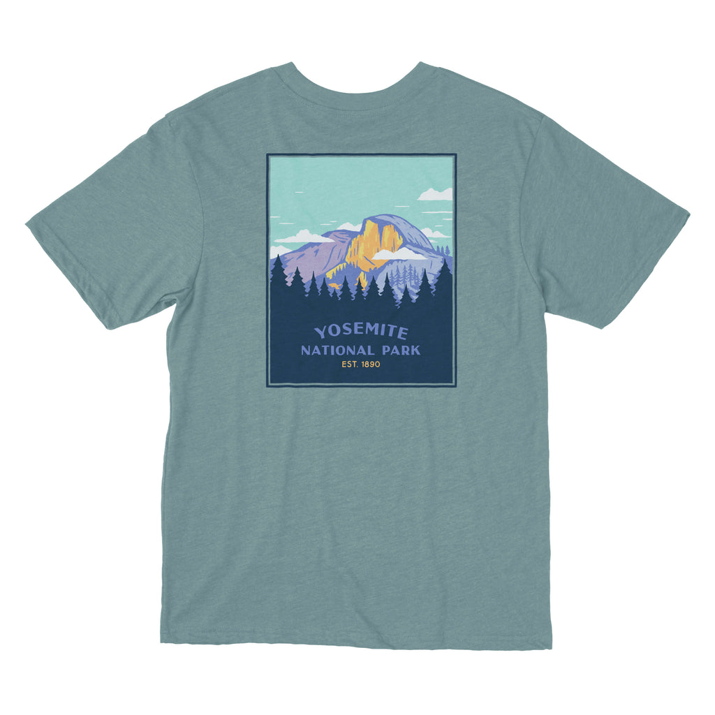 Yoesmite National Park shirt from beautiful California