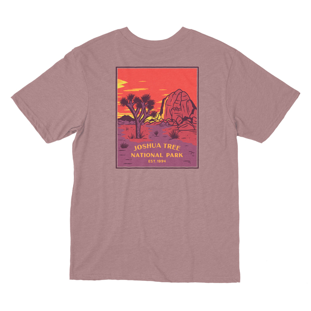 Joshua Tree National Park shirt from beautiful Southern California