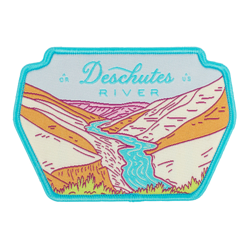 Deschutes River Patch