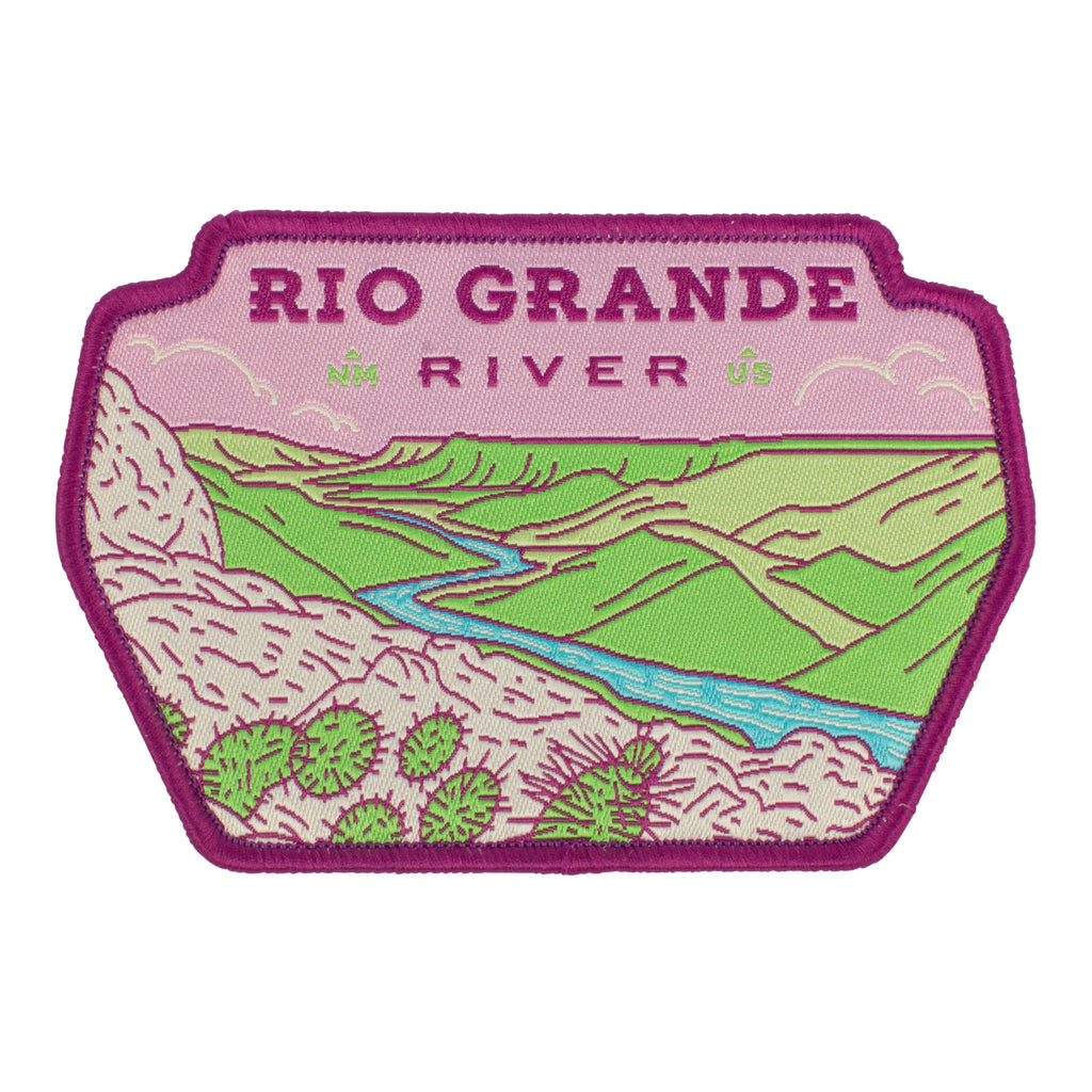 Rio Grande River Patch