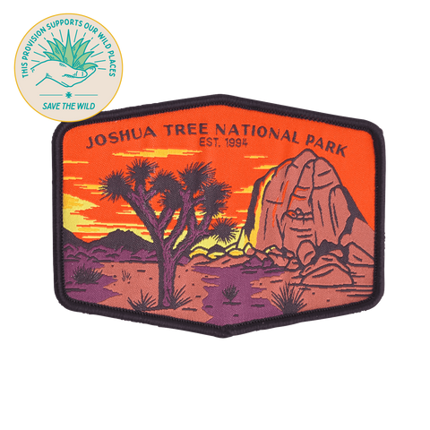 SPC922 Joshua Tree National Park Patch