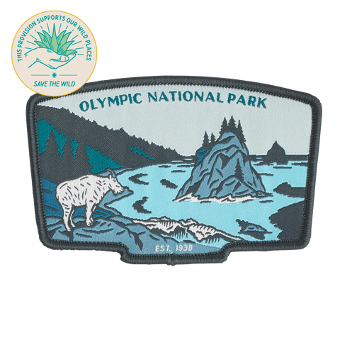 SPC925 Olympic National Park Patch