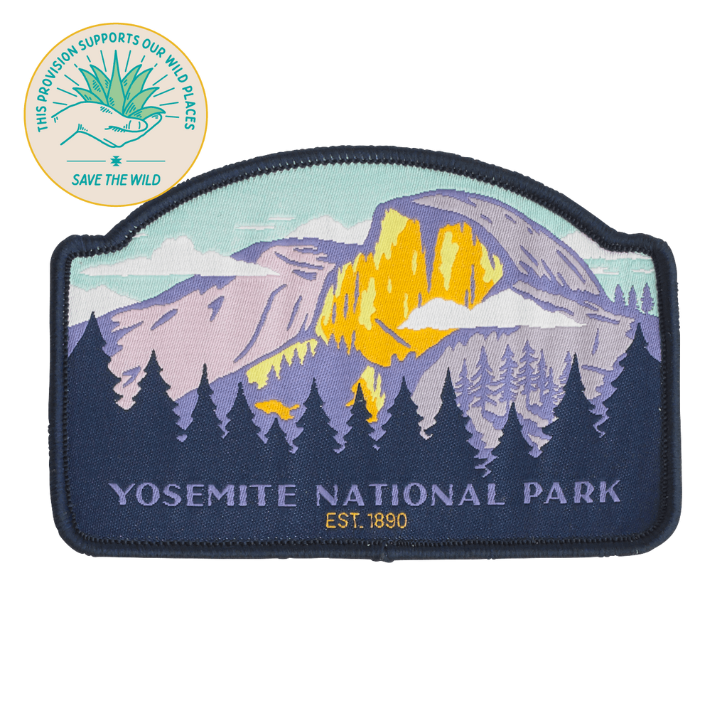 SPC926 Yosemite National Park Patch