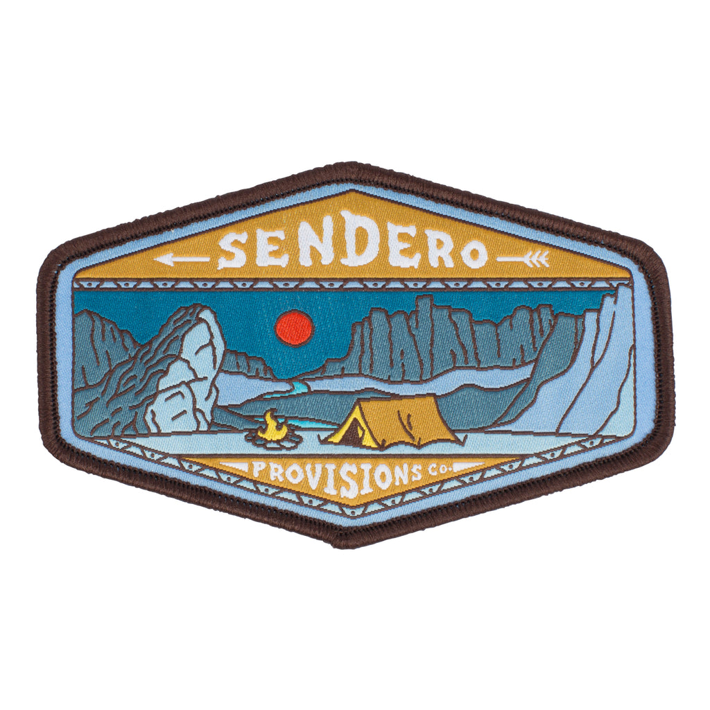 Mescalero Moon Patch