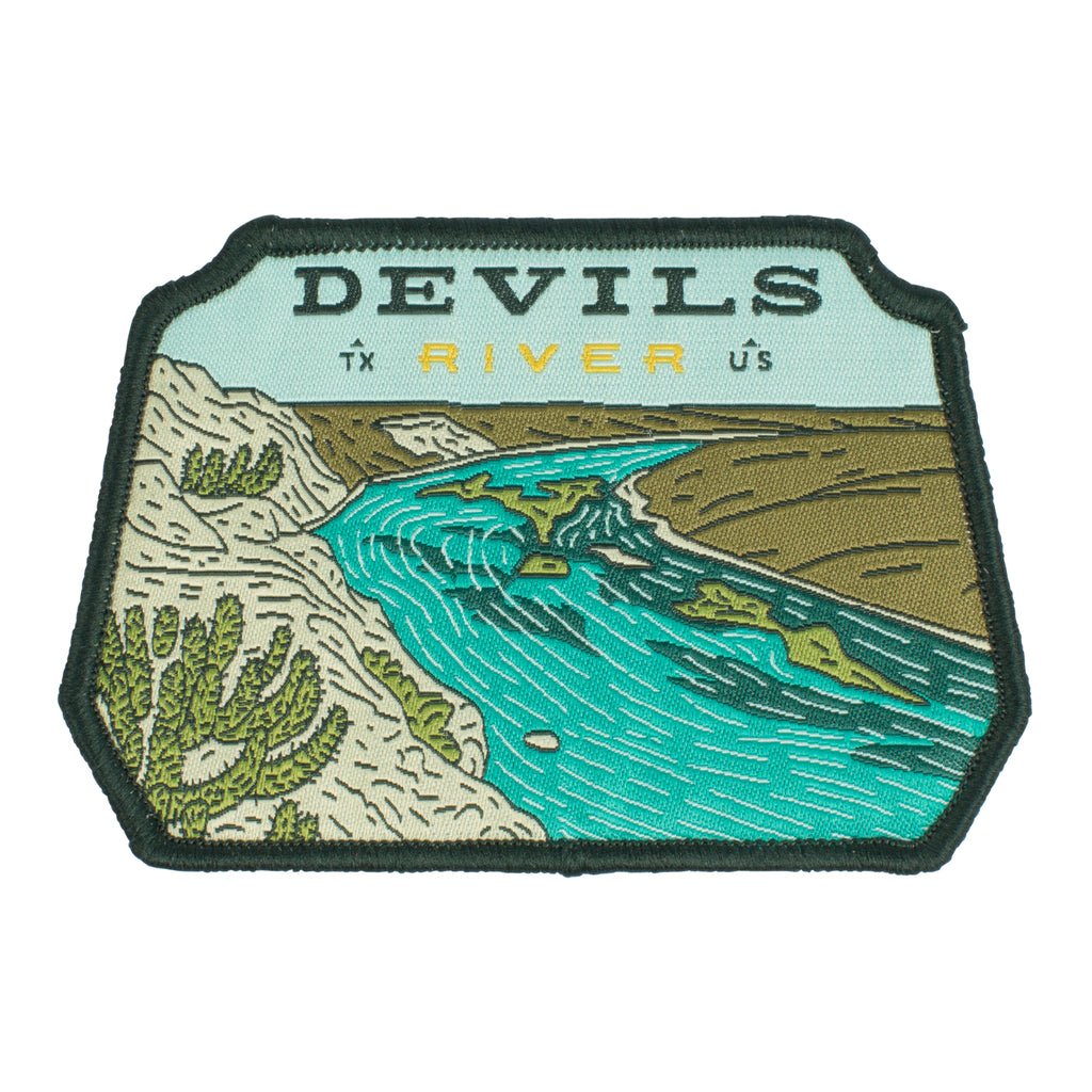 Devils River Patch