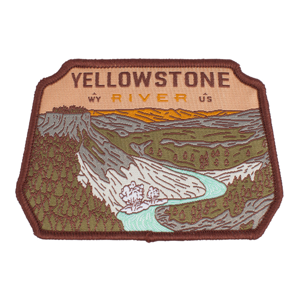 Yellowstone River Patch