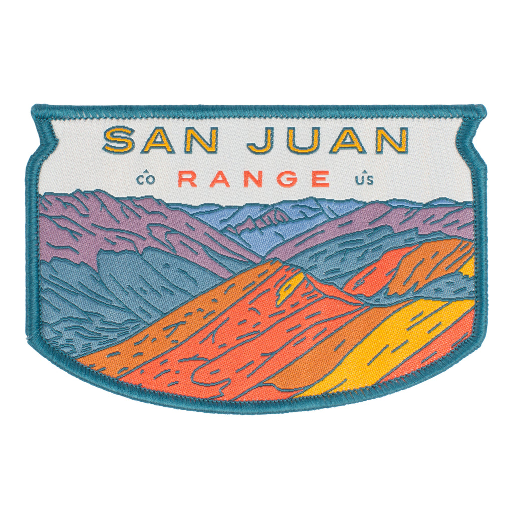 San Juan Range Patch