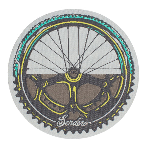 Sprocket Rocket Patch