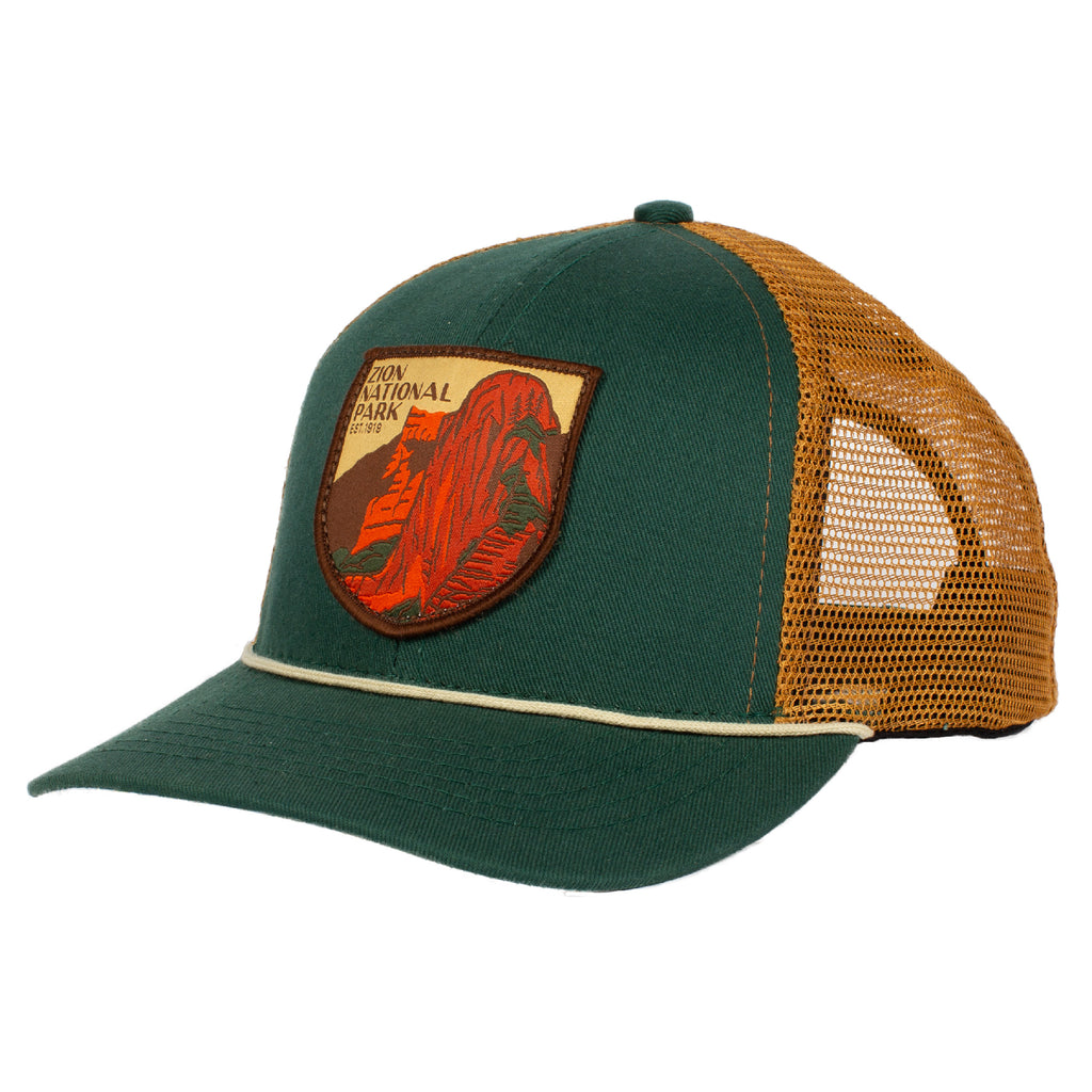 Zion National Park Meshback Hat