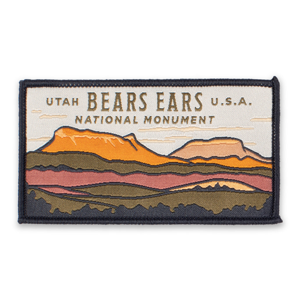 Bears Ears National Monument Patch