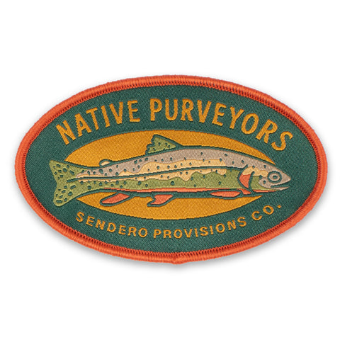Native Purveyors Patch