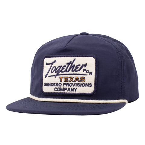 Together For Texas Hat -Navy