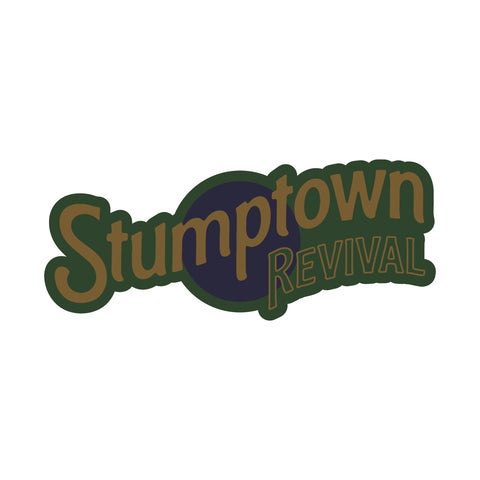Stumptown Revival Sticker