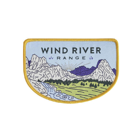 Wind River Range Patch
