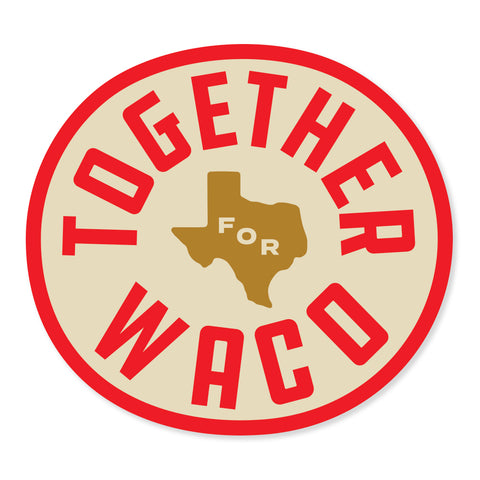 Together For Waco- Circle