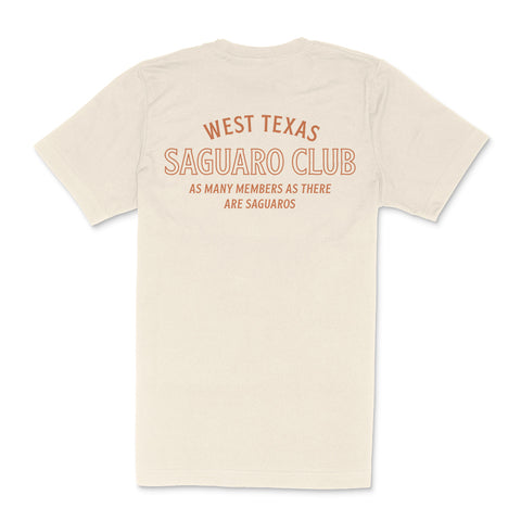Texas Saguaro Club Shirt
