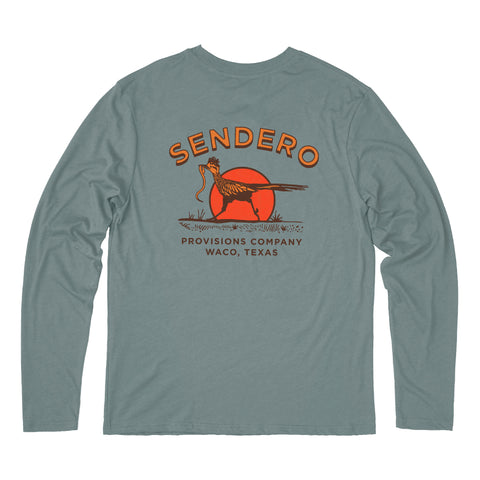 Desert Runner Long-sleeve Shirt