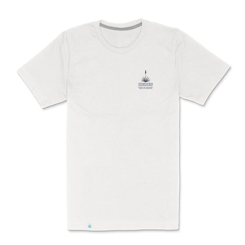 Yucca- Embroidered Tee