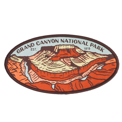 Grand Canyon National Park Patch