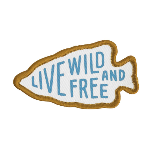 Live Wild and Free Patch