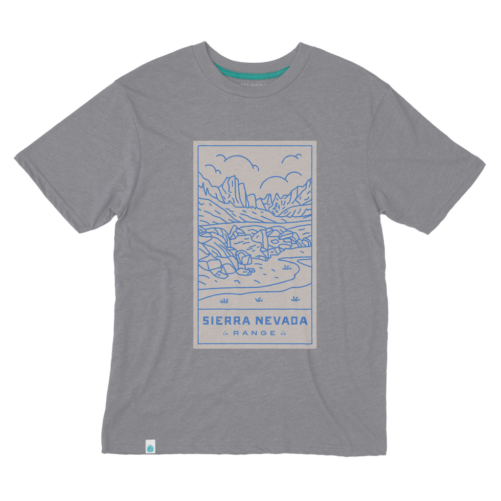 Sierra Nevada shirt from beautiful California