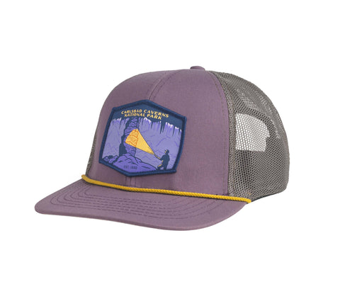 Carlsbad Caverns National Park Hat Meshback
