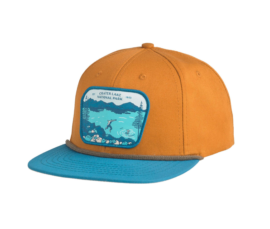 Crater Lake National Park Hat
