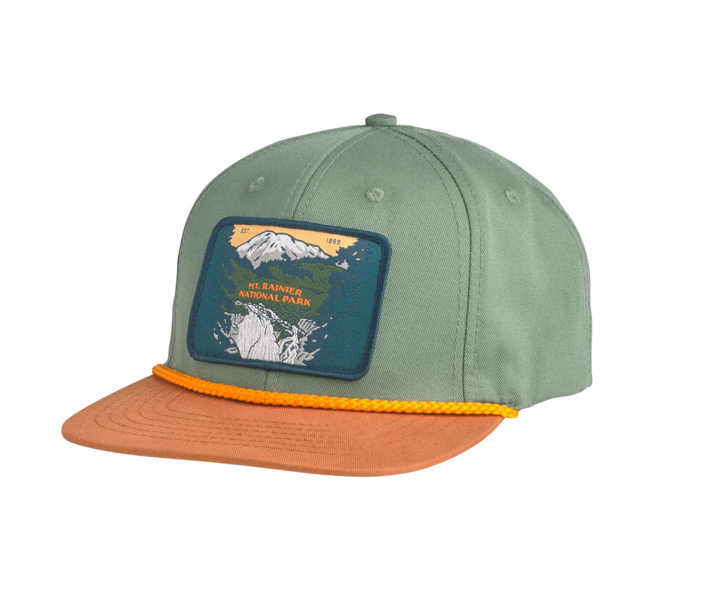Mt. Rainier National Park Hat