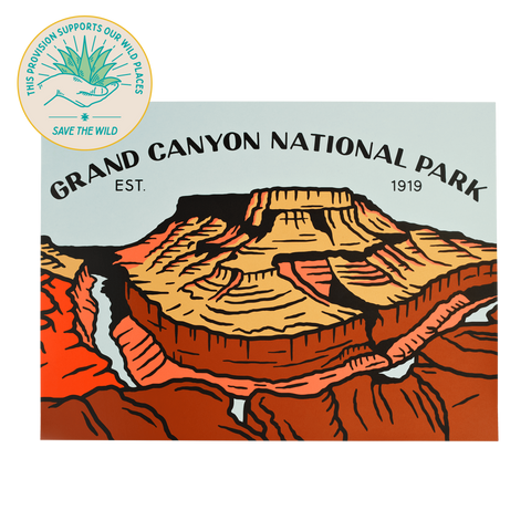 SPC404 Grand Canyon National Park Print