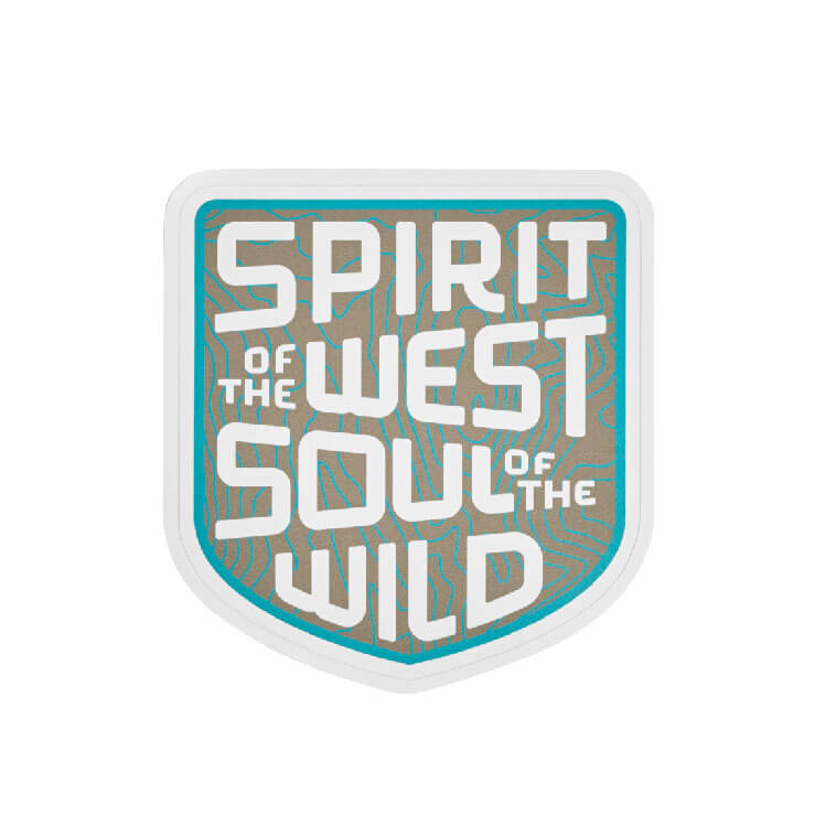 Spirit & Soul Sticker