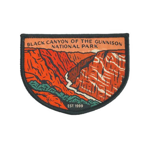 Black Canyon of the Gunnison National Park Patch