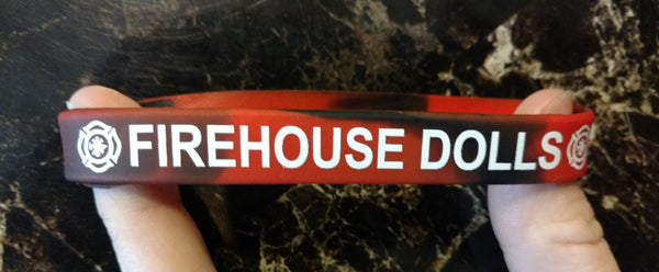 Firehouse Dolls Wristband (US Shipping & Handling INCLUDED)