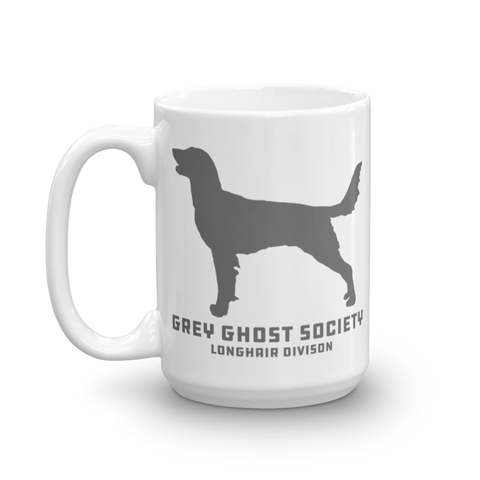 Grey Ghost Society LONG Division + Weim Stack : Coffee Mug 15oz