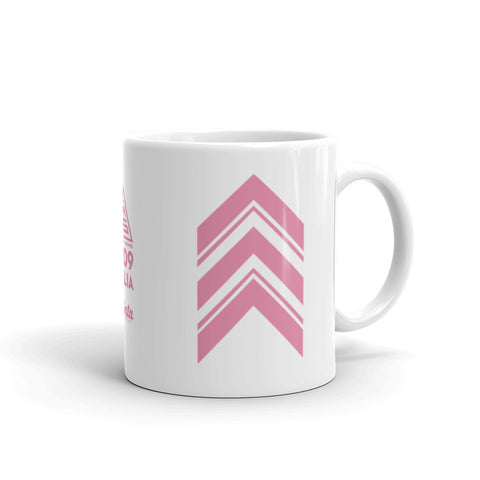Viva La Corsa Rosa, Mountains Coffee Mug
