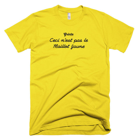 Not Maillot Jaune Shirt