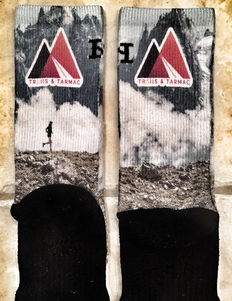 Trails and Tarmac Socks
