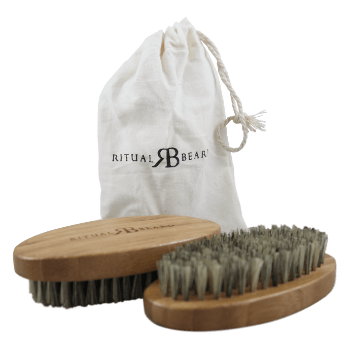 Ritual Beard Boar Bristle Beard Brush
