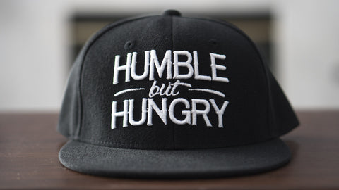 Humble But Hungry - Snapback