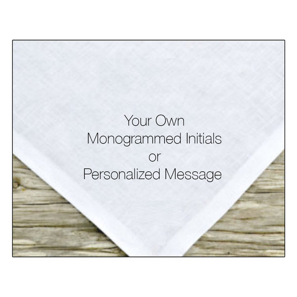 Personalized Pocket Square