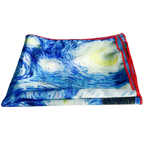 Starry Night (Van Gogh) - Pocket Square