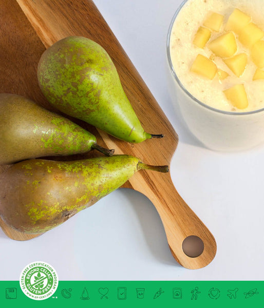 MSPrebiotic® Pear Power Protein Smoothie