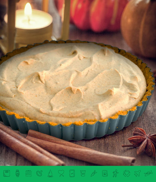 MSPrebiotic® Pumpkin Cream Pie
