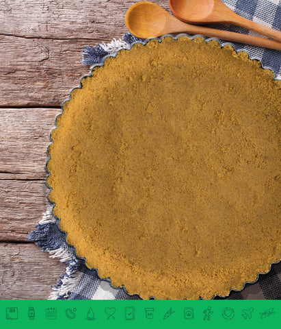 MSPrebiotic® Graham Cracker Tart Shell